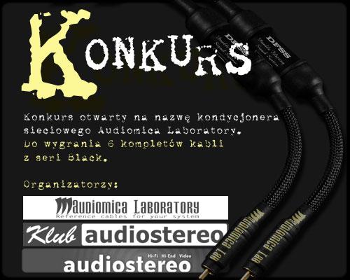 Konkurs Audiomica Laboratory