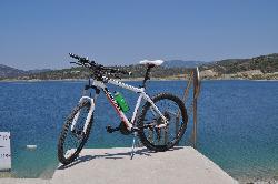 Na wakacjach zmieniam słuchawki na rower  - wyspa Rhodos-3