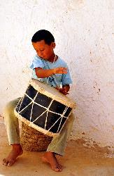 Muzykalni berberowie muzyka bez kabli wzmacniaczy i kolumn:)-1