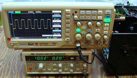 10.02 KHz ze stopnia wysterowania.JPG