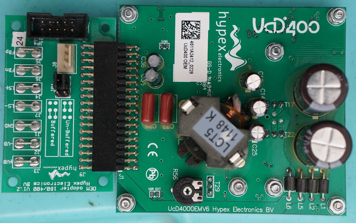 Adapter dla modułów Hypex OEM - DIY - Audiostereo pl