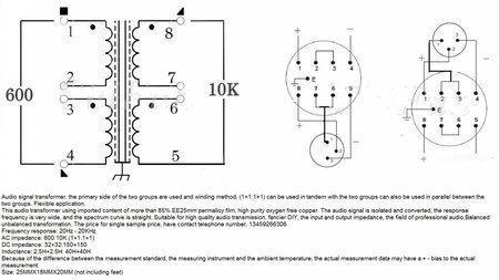 Audio signal transformerChina.jpg