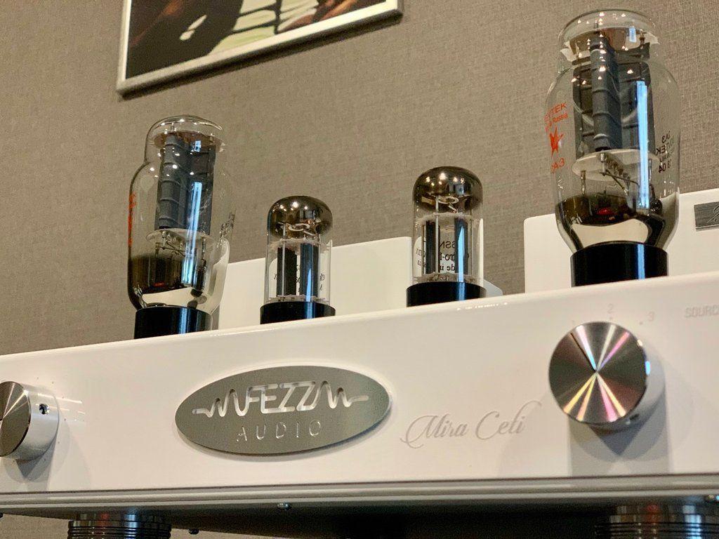 Fezz Audio Mira Ceti 2a3 W Salonie Q21 Nowosci Audiostereo Pl